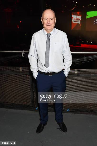 Dave Johns attends the THREE Empire awards at The Roundhouse on March 19 2017 in London England