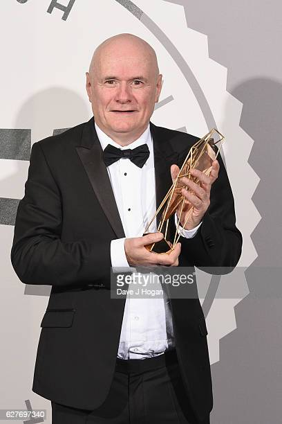 Dave Johns poses at The British Independent Film Awards at Old Billingsgate Market on December 4 2016 in London England