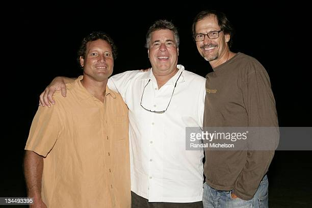 Dave Kalama Barry Rivers and Don King during 2007 Maui Film Festival Celestial Cinema Opening Night Screening at Celestial Cinema in Maui HI United...