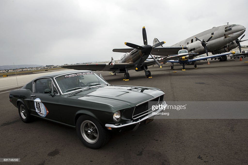This Steve McQueen-Themed Car Rally Is a Vintage Lovers Fantasy : Fotografía de noticias