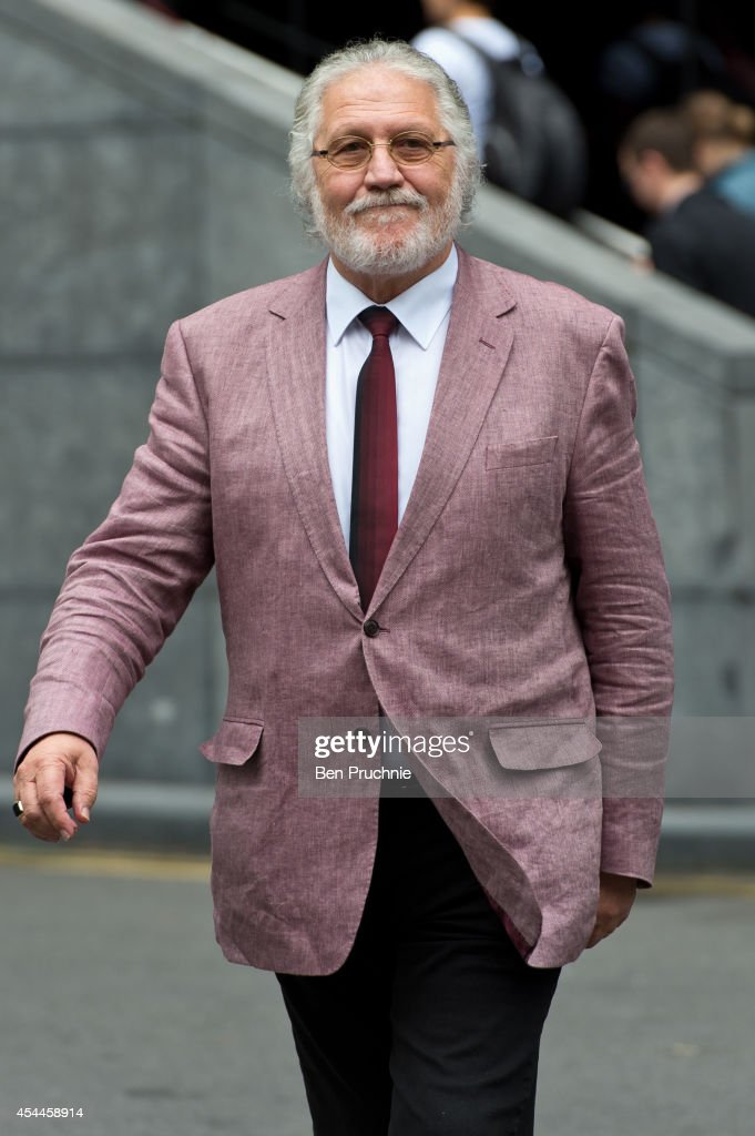 Dave Lee Travis - Court Appearance