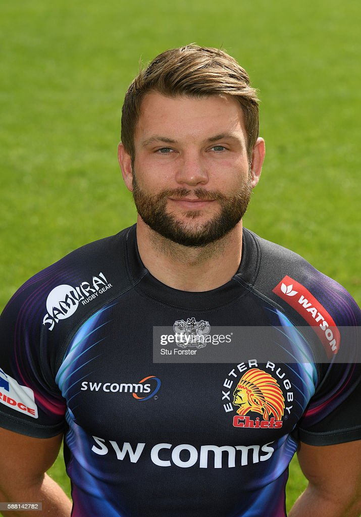 Exeter Chiefs Photocall