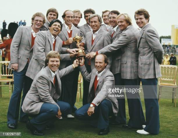 Dave Marr, Lee Trevino,Tom Kite, Bill Rogers, Larry Nelson, Ben Crenshaw, Bruce Lietzke, Jerry Pate, Hale Irwin, Johnny Miller, Tom Watson, Raymond...