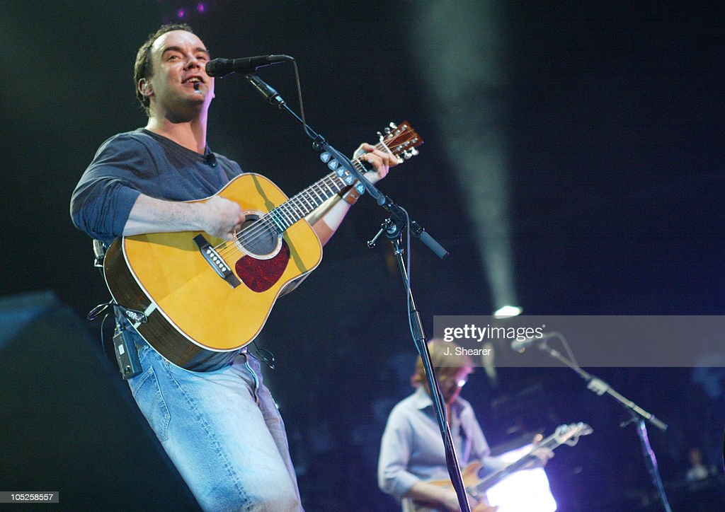 Dave Matthews and Friends Perform at Staples Center in Los Angeles