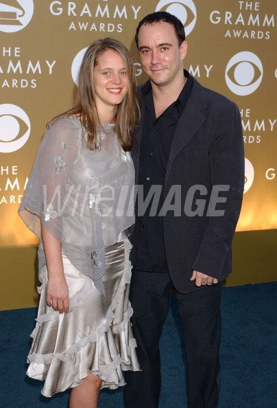 My wife ashley Dave Matthews And Wife Ashley During The 46th Annual Grammy Awards Wireimage 107763709