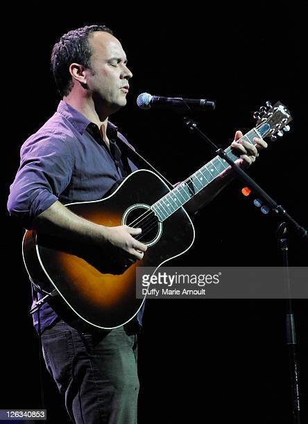 Dave Matthews attends 2011 Jane Goodall Global Leadership Awards at the El Capitan Theatre on September 24 2011 in Hollywood California