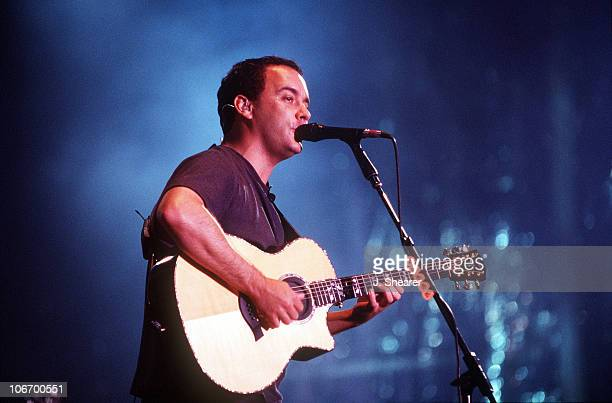 Dave Matthews Band during Dave Matthews Band Plays the FirstEver Concert at Pacific Bell Park in San Francisco 2001 at Pacific Bell Park in San...
