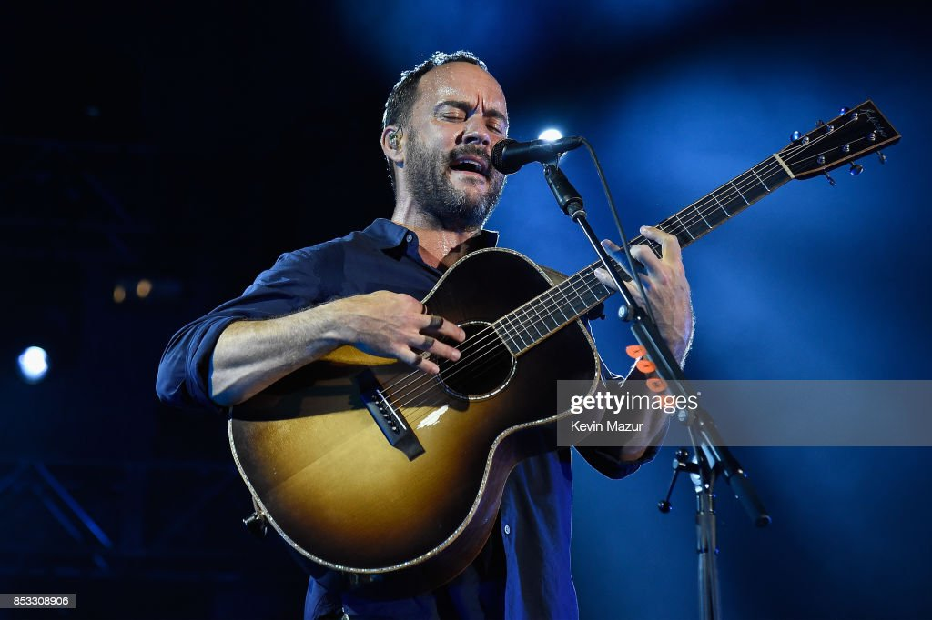 Dave Matthews of Dave Matthews Band performs at 'A Concert for Charlottesville,' at University of Virginia's Scott Stadium on September 24, 2017 in Charlottesville, Virginia. Concert live-stream presented in partnership with Oath.