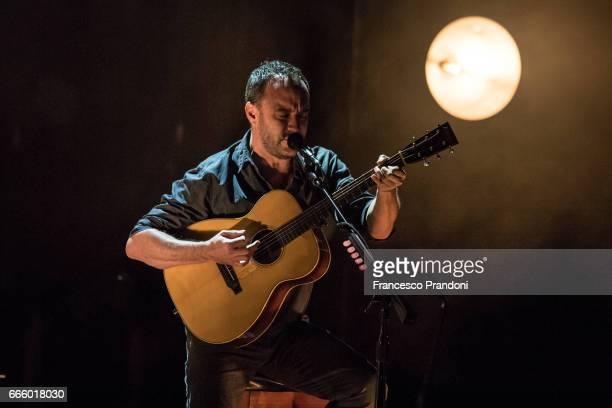 Dave Matthews performs at Teatro degli Arcimboldi on April 7 2017 in Milan Italy