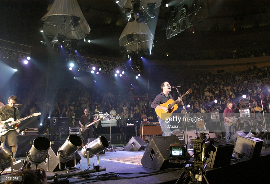 Dave Matthews and Guests Perform at Madison Square Garden