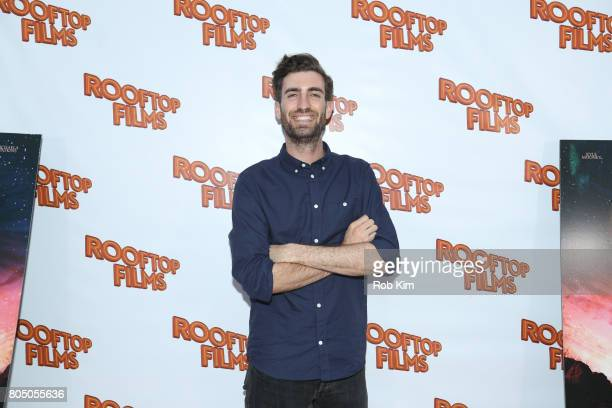 Dave McCary attends a sneak preview of Sony Pictures Classics' BRIGSBY BEAR presented by Rooftop Films at New Design High School on June 30 2017 in...