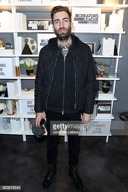 Dave McCary attends the Creators League Studio At 2017 Sundance Film Festival Day 6 on January 24 2017 in Park City Utah