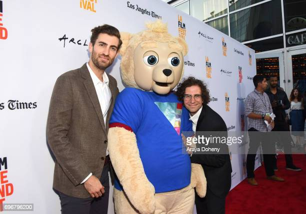 Dave McCary Brigsby Bear and Kyle Mooney attend the 2017 Los Angeles Film Festival Gala screening of Sony Pictures Classic's Brigsby Bear at ArcLight...