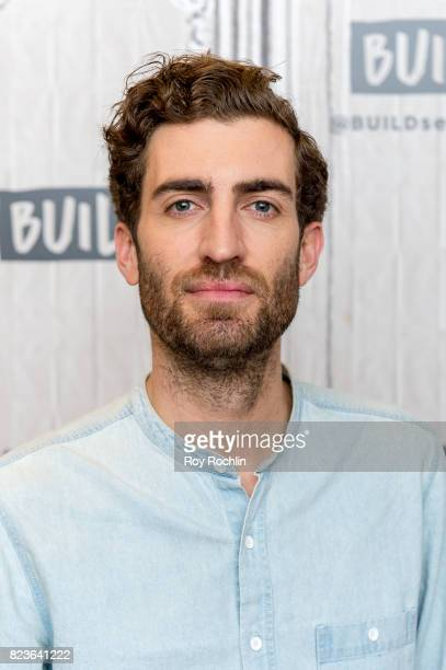 Dave McCary discusses Brigsby Bear with the Build Series at Build Studio on July 27 2017 in New York City