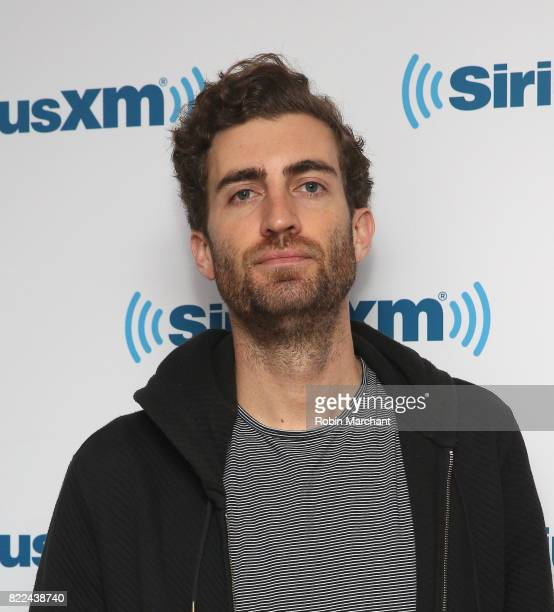 Dave McCary visits at SiriusXM Studios on July 25 2017 in New York City