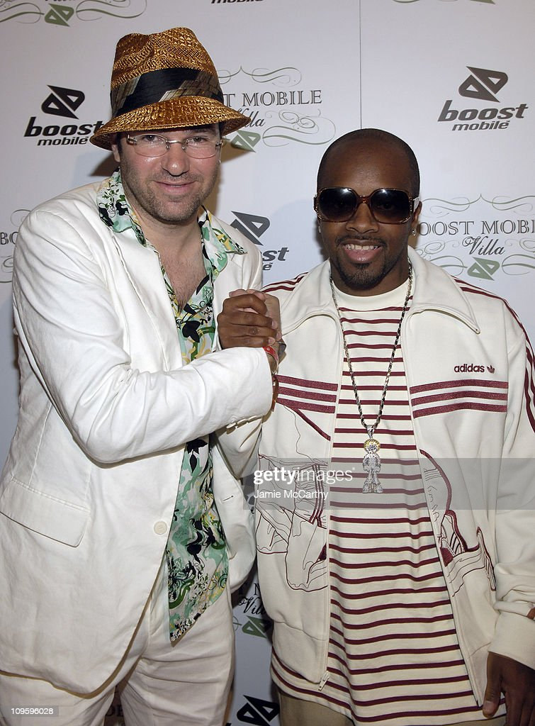 2005 MTV VMA - Boost Mobile Party Hosted by Jermaine Dupri and Dave Meyers - Boost Mobile Villa - Casa Casuarina
