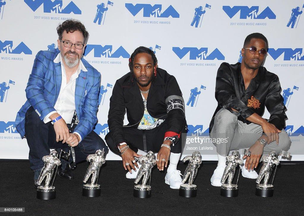 2017 MTV Video Music Awards - Press Room