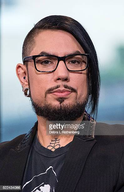 Dave Navarro attends the AOL Speaker Series 'Mourning Son' at AOL Studios In New York on April 19 2016 in New York City