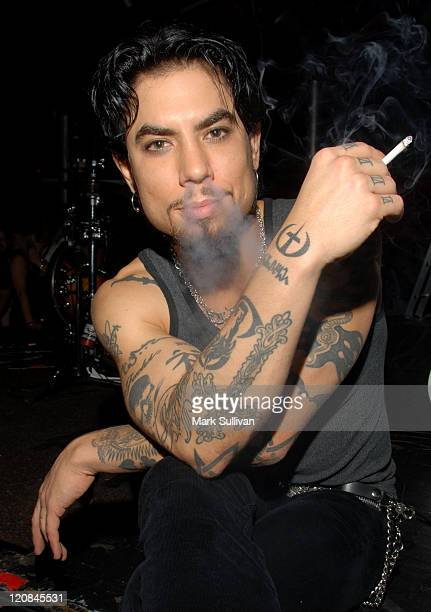 Dave Navarro during Suicide Girls 5 Year Anniversary Concert at Dragon Fly in Hollywood California United States