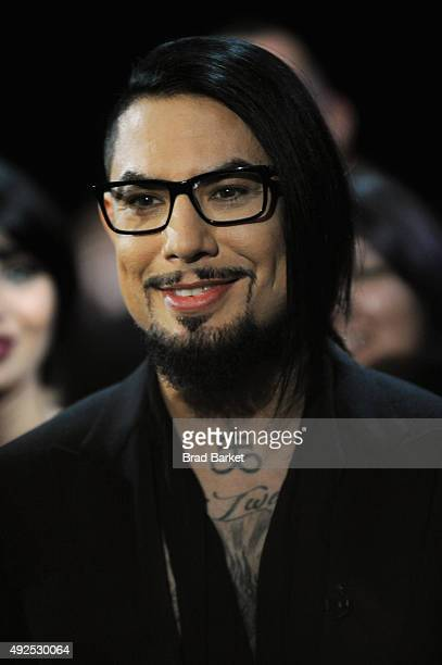 Dave Navarro hosts Spike TV's 'Ink Master' Season 6 LIVE Finale on October 13 2015 in New York City