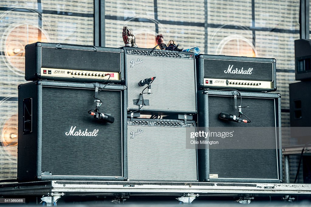 Download Festival 2016 - Day 3 : News Photo