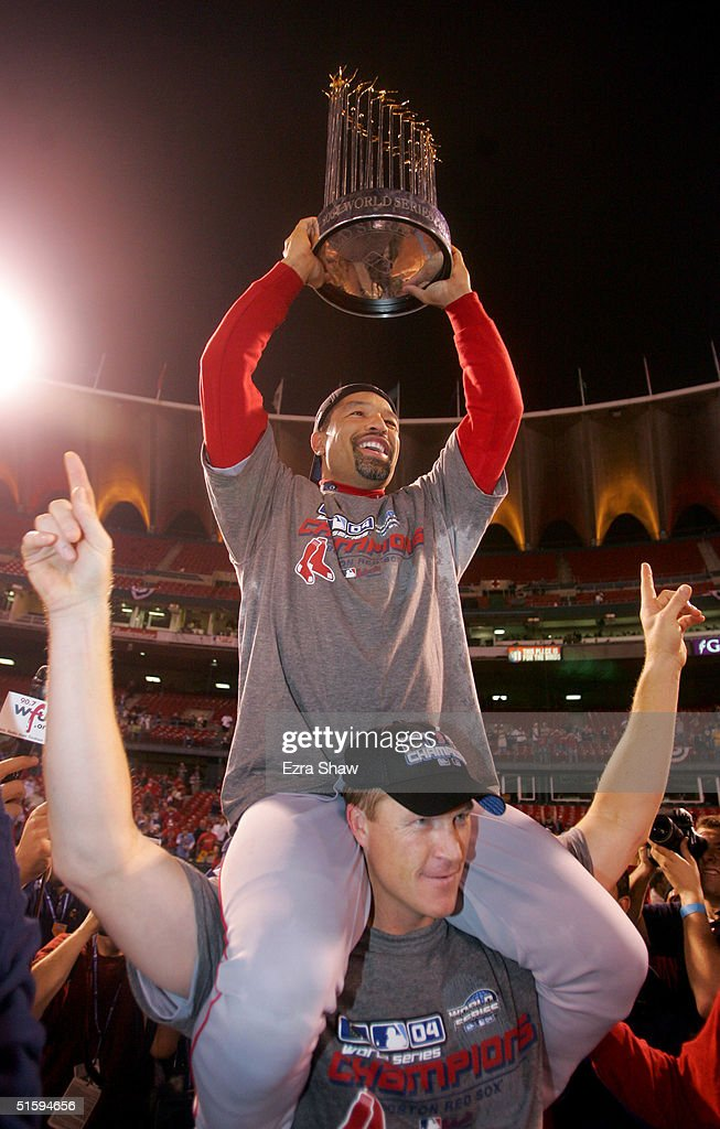 World Series: Red Sox v Cardinals Game 4 : News Photo