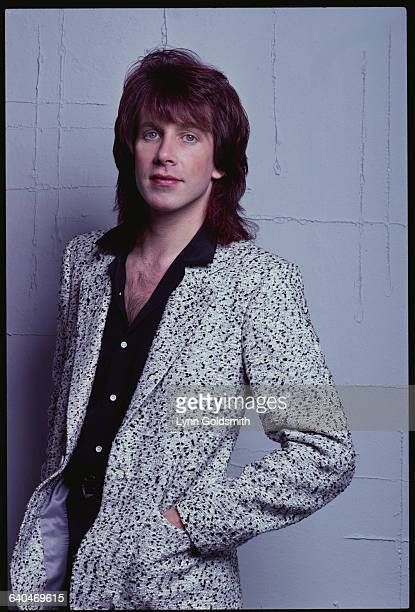 Dave Robinson of The Cars