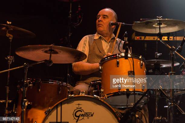 Dave Ruffy of Ruts DC performs at The Forum on March 23 2018 in London England