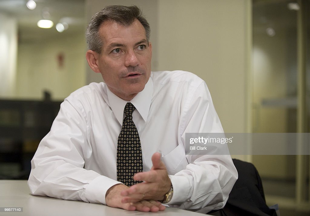 Dave Schweikert, who is running for Congress as a Republican from Arizona, speaks with Roll Call on Monday, June 9, 2008.