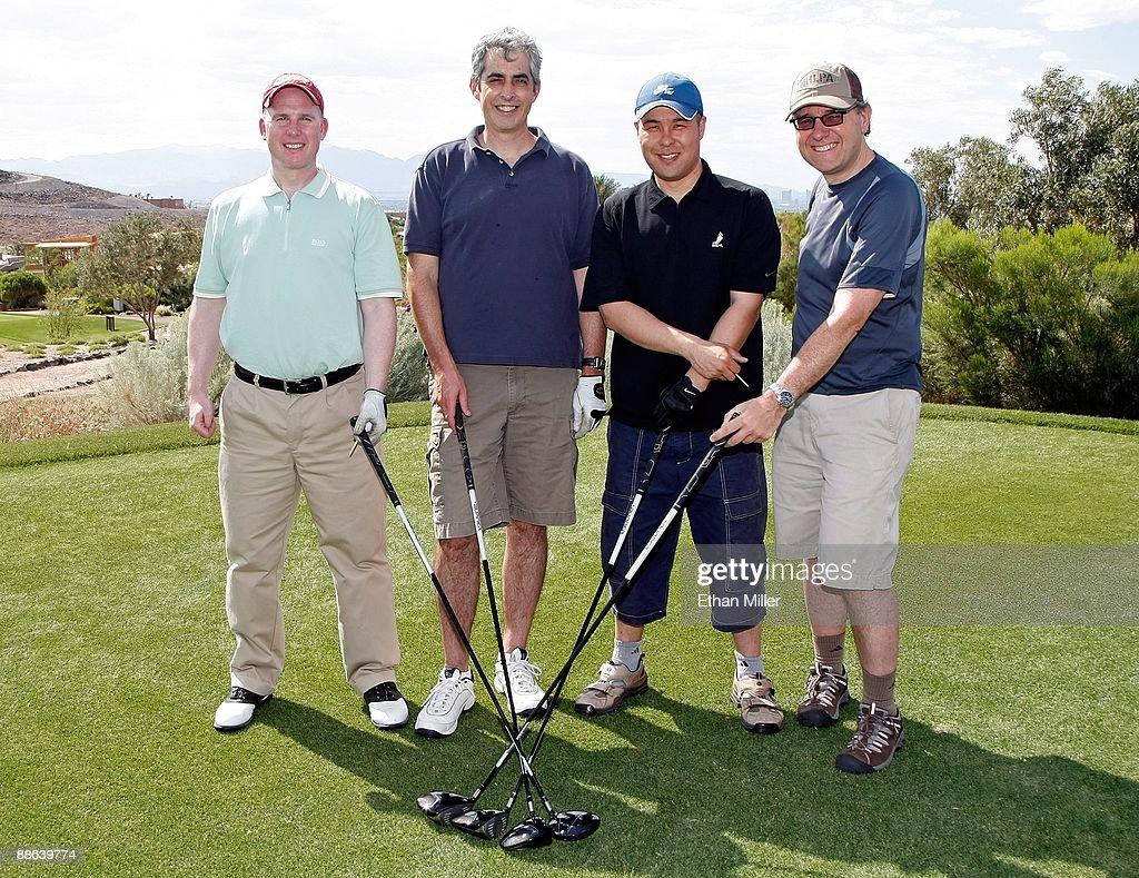 NHLPA Golf Classic : News Photo