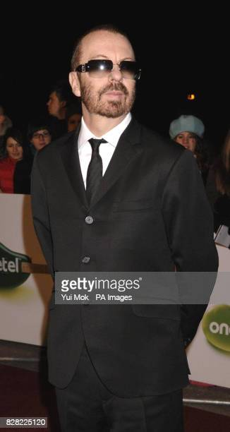 Dave Stewart arrives for the UK Music Hall Of Fame 2005 live final at the Alexandra Palace north London Wednesday 16 November 2005 The live final is...
