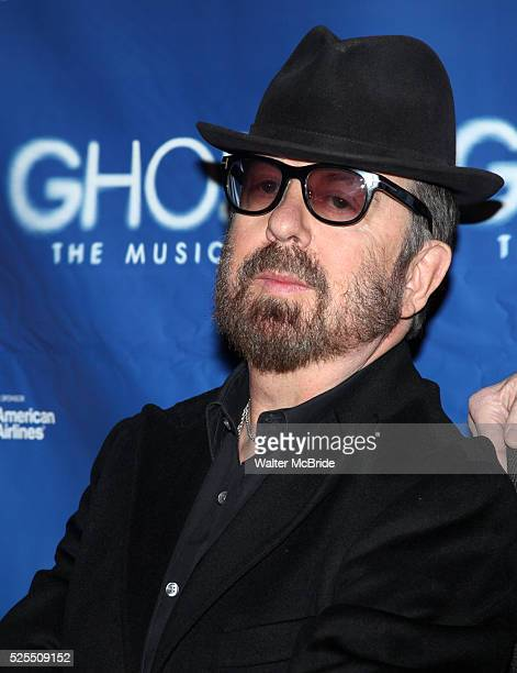 Dave Stewart attending the 'Ghost the Musical' Meet Greet at the LuntFontanne Theatre in New York on 1/19/2012