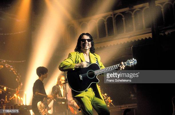 Dave Stewart performs with the Spiritual Cowboys at Paradiso in Amsterdam, Netherlands on 13th November 1999.