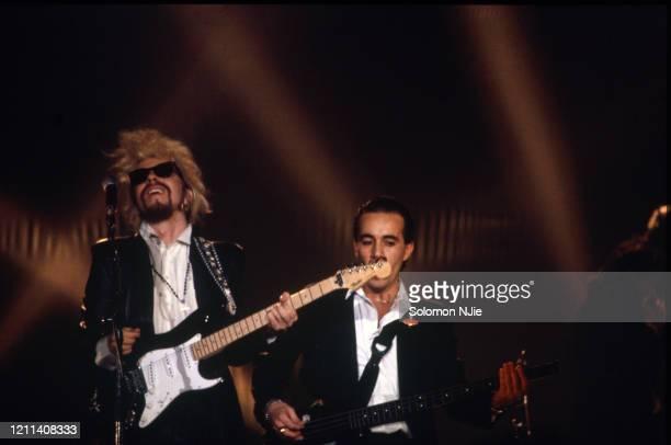 Dave Stewart Prince's Trust 5 June 1987 Wembley Arena