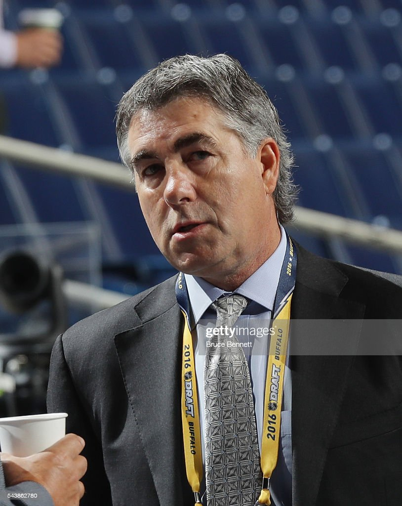 2016 NHL Draft - Rounds 2-7 : News Photo