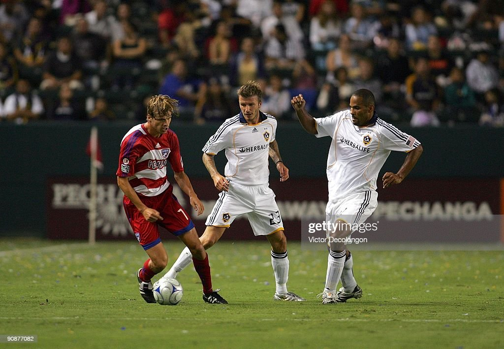 FC Dallas v Los Angeles Galaxy : News Photo