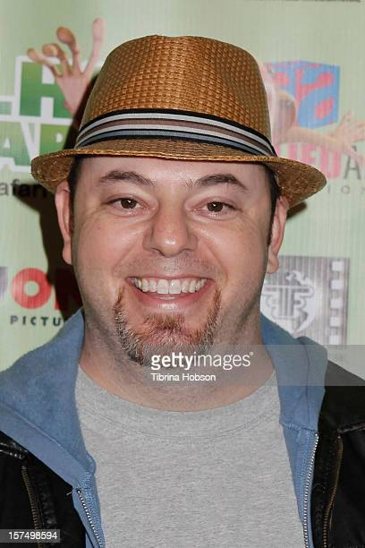 Dave Wittenberg attends the Delhi Safari Los Angeles premiere at Pacific Theatre at The Grove on December 3 2012 in Los Angeles California