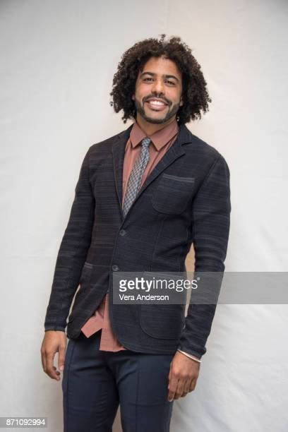 Daveed Diggs at the Wonder Press Conference at the Langham Hotel on November 5 2017 in London England