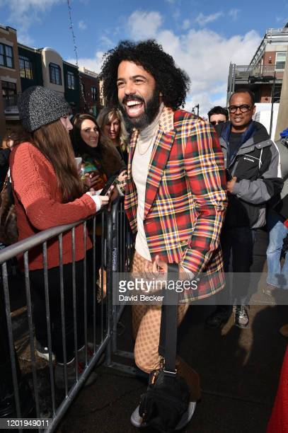 Daveed Diggs attends the 2020 Sundance Film Festival on January 25 2020 in Park City Utah
