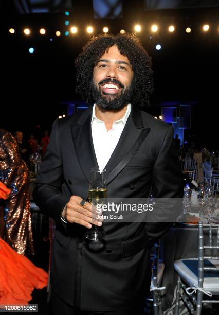 Daveed Diggs attends the 26th Annual Screen ActorsGuild Awards at The Shrine Auditorium on January 19, 2020 in Los Angeles, California. 721453