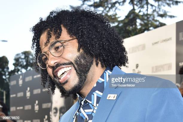 Daveed Diggs attends the premiere of Summit Entertainment's 'Blindspotting' at The Grand Lake Theater on July 11 2018 in Oakland California