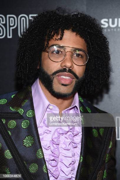 Daveed Diggs attends the screening of Blindspotting hosted by Lionsgate at Angelika Film Center on July 16 2018 in New York City