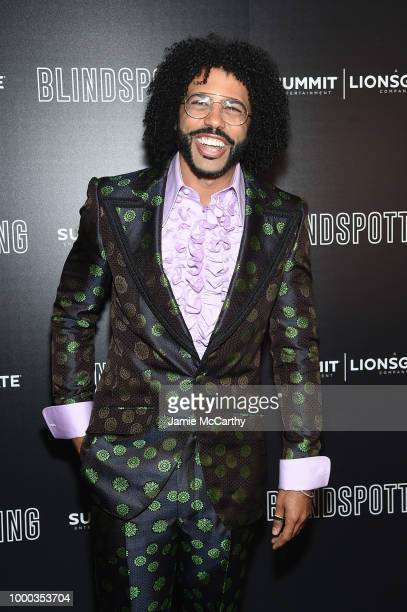 """Daveed Diggs attends the screening of """"Blindspotting"""" hosted by Lionsgate at Angelika Film Center on July 16, 2018 in New York City."""