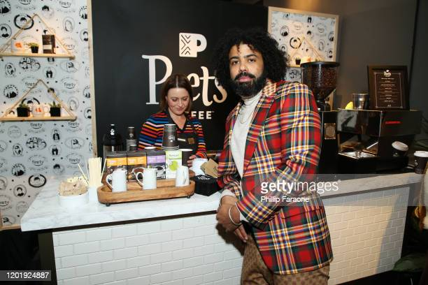 Daveed Diggs attends The Vulture Spot presented by Amazon Fire TV 2020 at The Vulture Spot on January 25 2020 in Park City Utah