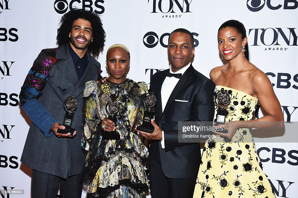 NY: 2016 Tony Awards - Press Room