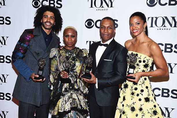 NY: 2016 Tony Awards - Press Room