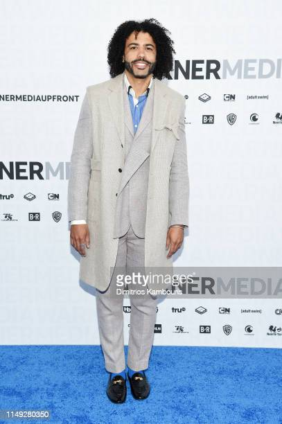 Daveed Diggs of TBS's Snowpiercer attends the WarnerMedia Upfront 2019 arrivals on the red carpet at The Theater at Madison Square Garden on May 15...