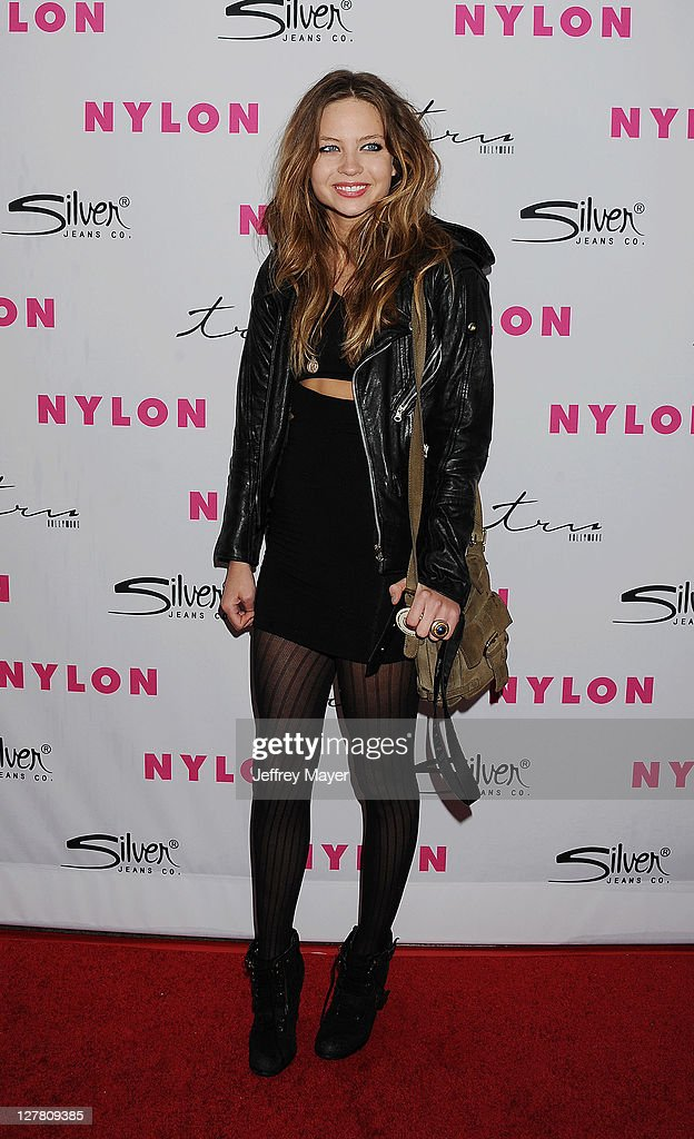 NYLON Magazine's 12th Anniversary Issue Party With The Cast of Sucker Punch