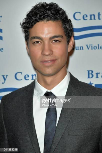 Davi Santos attends The Brady Center to Prevent Gun Violence 2018 Bear Awards at Gotham Hall on October 1 2018 in New York City