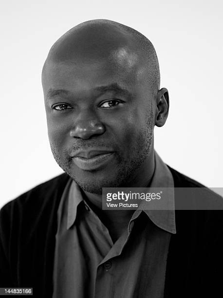 David AdjayeLondon N1 United Kingdom Architect Adjaye Associates Portrait London Uk